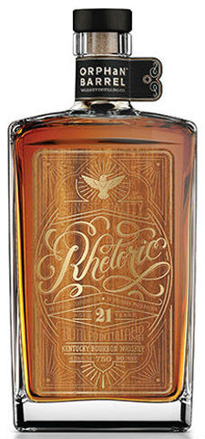 Orphan Barrel Rhetoric 21 Year Kentucky Straight Bourbon Whiskey