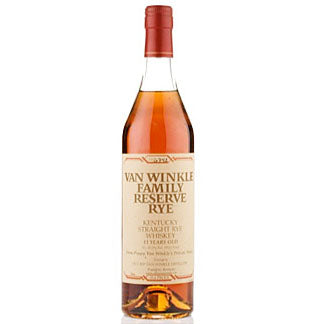Old Rip Van Winkle 'Pappy Van Winkle's Family Reserve' 13 Year Old Kentucky Straight Rye Whiskey