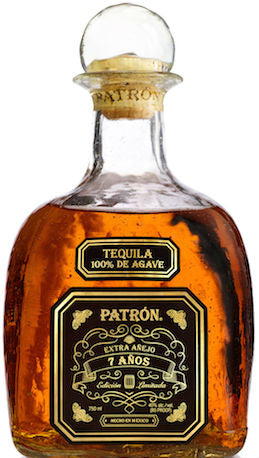 Patron Limited Edition 7 Anos Extra Anejo Tequila