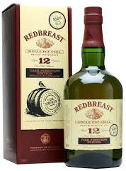 Redbreast 12 Year Cask Strength Edition Single Pot Still Irish Whiskey