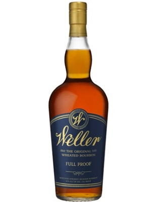 W. L. Weller Full Proof Kentucky Straight Wheated Bourbon Whiskey