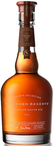 Woodford Reserve Masters Collection Chocolate Malted Rye Kentucky Straight Bourbon Whiskey