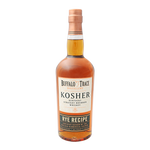 Buffalo Trace Distillery Kosher Rye Recipe Straight Bourbon Whiskey