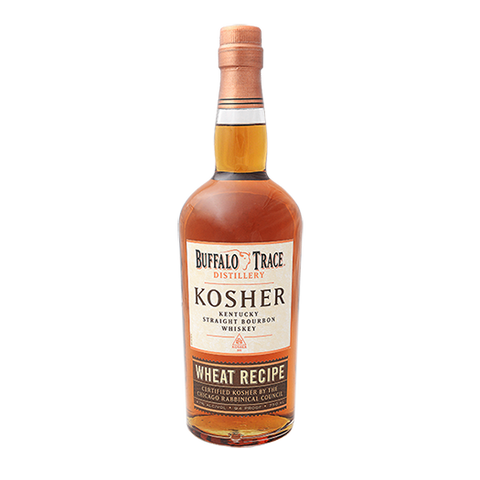 Buffalo Trace Kosher Wheat Recipe Kentucky Straight Bourbon Whiskey