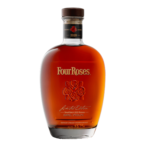 Four Roses Limited Edition Small Batch Barrel Strength Kentucky Straight Bourbon Whiskey