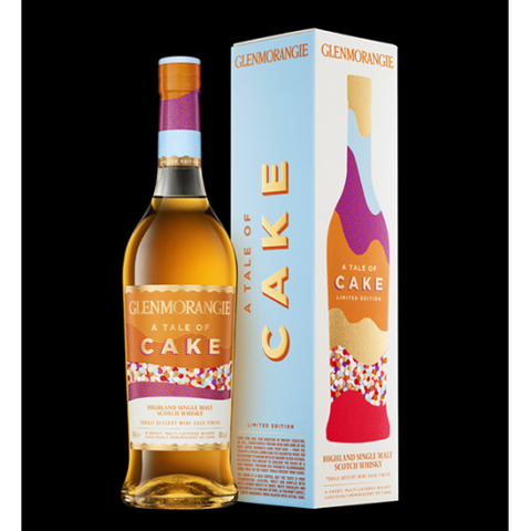 Glenmorangie 'A Tale of Cake' Single Malt Scotch Whisky