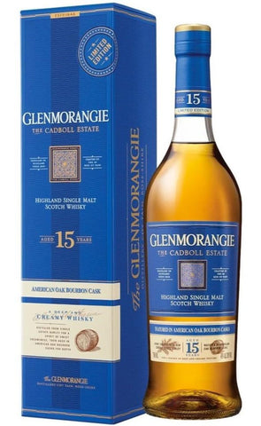Glenmorangie The Cadboll Estate 15yr Single Malt Scotch Whisky