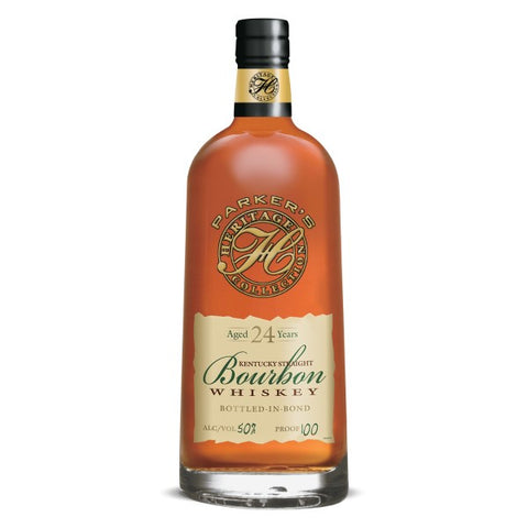 Parker's Heritage Collection 24 Year Kentucky Straight Bourbon Whiskey