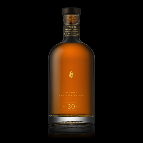 Pendleton Directors Reserve 20 Year Blended Canadian Whisky