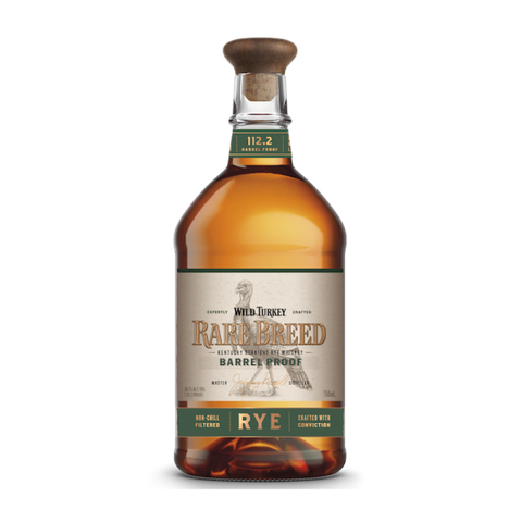 Wild Turkey Rare Breed Barrel Proof Kentucky Straight Rye Whiskey