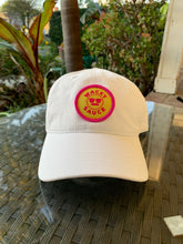 Load image into Gallery viewer, Wacky Sauce Dad Hat - White