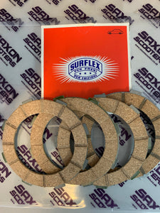Vespa PX125 Disc Surflex Clutch Plates