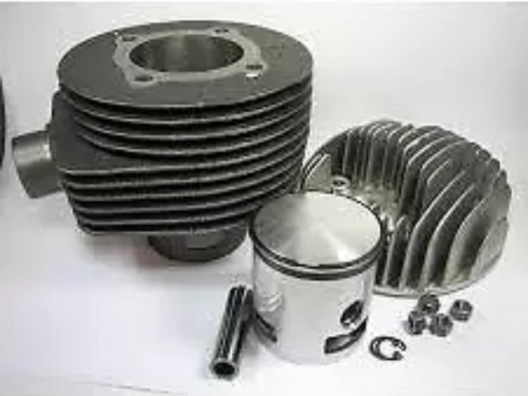 Vespa LML 5 Port Cylinder Kit