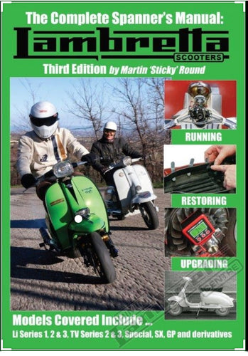 Lambretta Workshop Manual (Sticky's)