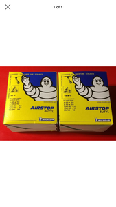 Michelin Airstop Inner Tube Twin Pack 350x10