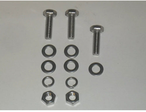 Vespa Brake Pedal Fixing Kit (Stainless Steel)