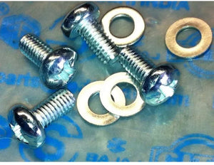Vespa PX Flywheel Cover Screws (Stainless Steel)