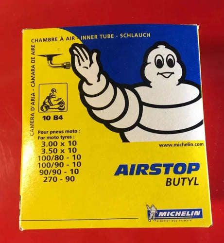 Michelin Airstop Inner Tube 350x10