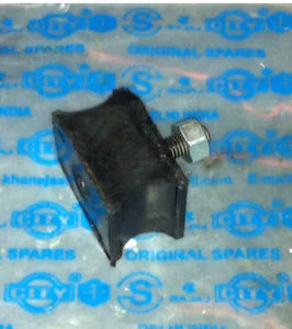 Vespa Rear Suspension Top Rubber Mount