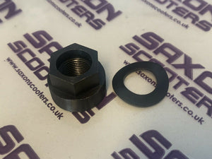 Lambretta Li SX TV Flywheel Nut & Washer