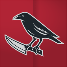 Load image into Gallery viewer, Murder Birds - by Dustin