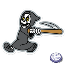 Load image into Gallery viewer, Grim Reaper Stickers