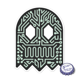 Ghost in the Machine Stickers