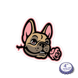 Frenchies Stickers