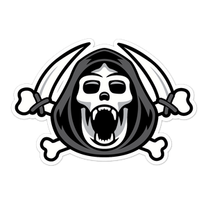 Reaper Kong Stickers