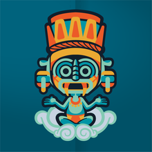 Load image into Gallery viewer, Tlaloc - by Clinker Bozkoh Boz