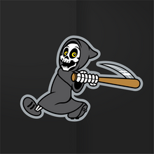 Load image into Gallery viewer, Grim Reaper - by Clinker Guerillustrator