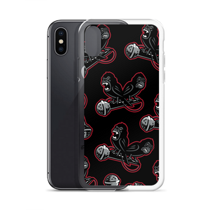 BP Mercenaries iPhone Case