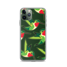 Load image into Gallery viewer, Ruby Throats iPhone Case