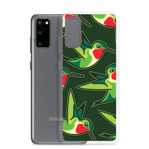 Ruby Throats Samsung Case
