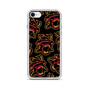 Samurai Kong iPhone Case