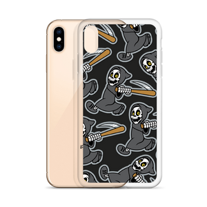 Grim Reaper iPhone Case