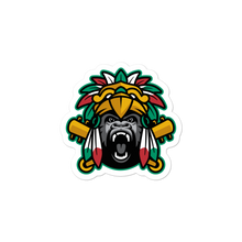 Load image into Gallery viewer, Aztec Kong Stickers