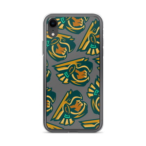 Guerrero Águila iPhone Case