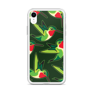 Ruby Throats iPhone Case