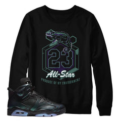 "Jordan 6 All Star ""Chameleon"" Sweatshirt"