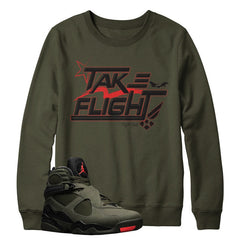 Jordan 8 Take Flight Sweater