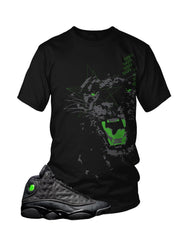Jordan 13 Black Cat T-Shirt