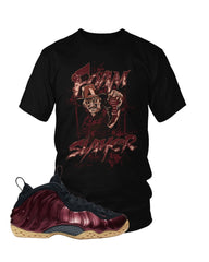 Foamposite One Maroon