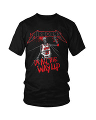 "Jordan 12 Flu Game ""Airborne"" T-Shirt"