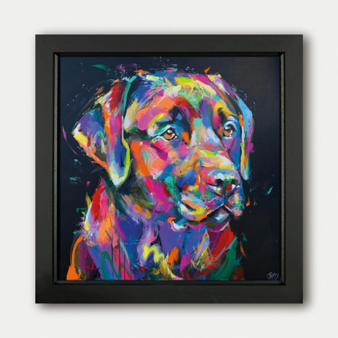 Jennifer Hogwood Pet Portrait Artist