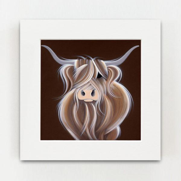 Callum Mounted - Jennifer Hogwood