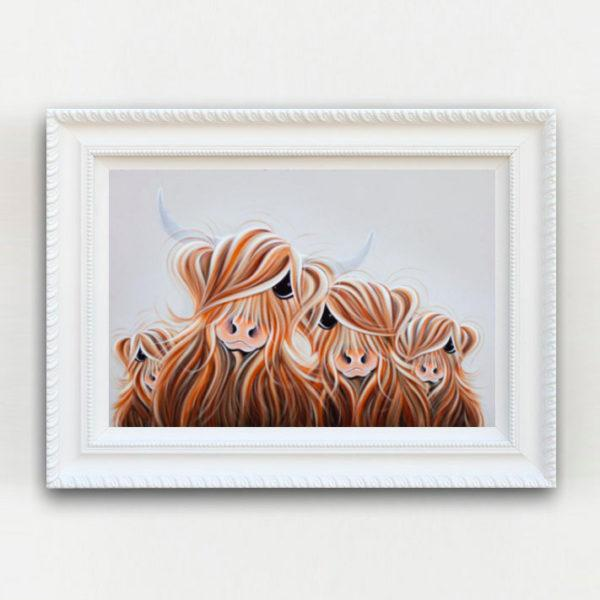 Fa-Moo-Ly - Jennifer Hogwood