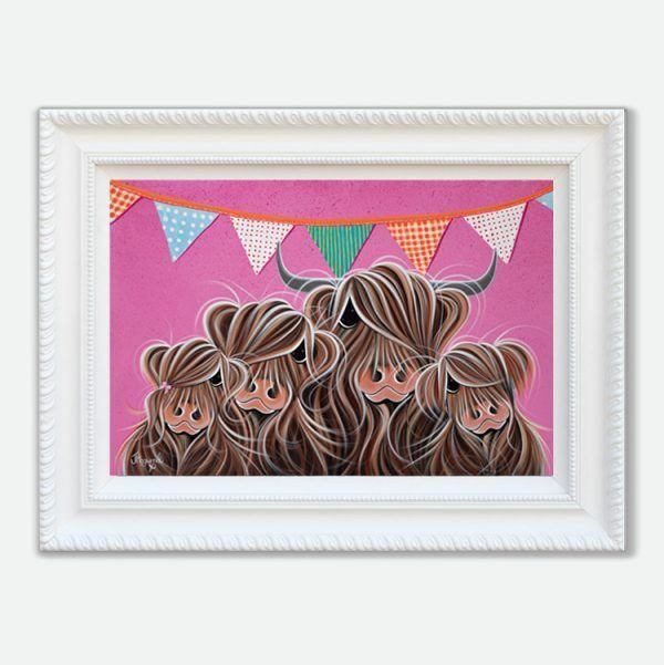 Fa-Moo-Ly Party - Jennifer Hogwood