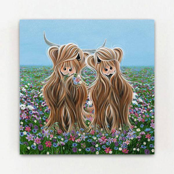 Fields of Love - Jennifer Hogwood