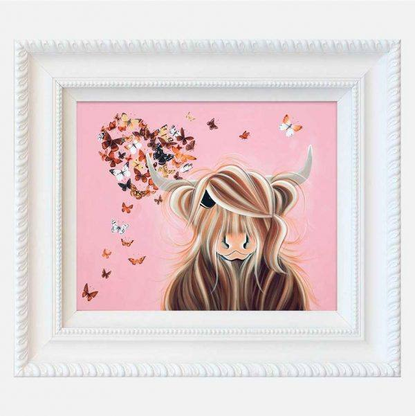 Flutterby Love - Jennifer Hogwood